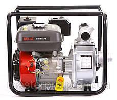 Мотопомпа бензиновая Bulat BW50/30, фото 2