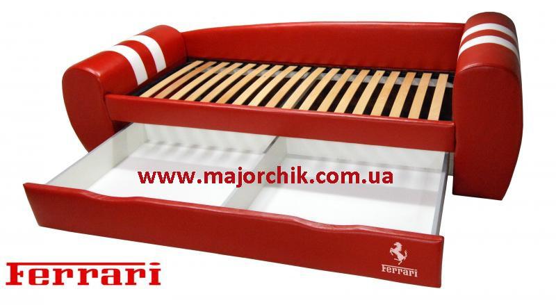 Диван-кровать Феррари серии Гранд с выездным ящиком