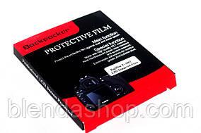 Захист LCD екрана Backpacker для Fujifilm X100T, X100F, X-E2, X-E2s - загартоване скло