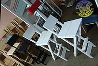 Высокий складной стул для мастера визажиста, гримера, парикмахера