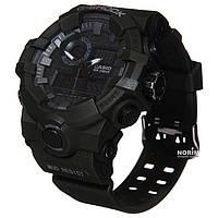Часы мужские G-Shock с черной стрелкой WR-20BAR