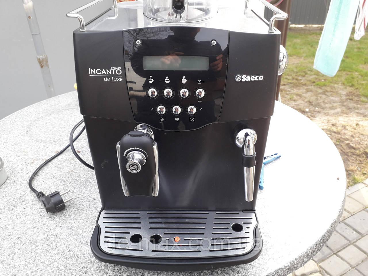 Кофемашина Philips Saeco Incanto DELUXE Sup021YBDR