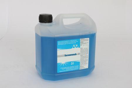 """Жидкость для омывателя стекла зимняя (концентрат) -80°c """"Screenwash"""", 3л"""