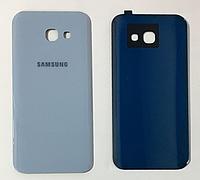 Задняя голубая крышка для Samsung Galaxy A5 2017 A520 | A520F