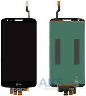 Дисплей (экран) для телефона LG G2 D800, G2 D801, G2 D803, LS980, VS980 + Touchscreen Original Black