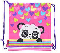 Сумка для обуви Panda 1 вересня