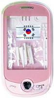 Корпус Samsung C3510 Pink
