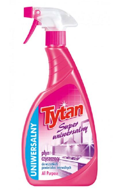 Чистящий спрей Tytan Супер универсальный