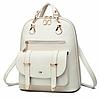Рюкзак-сумка Sujimima белый С1301