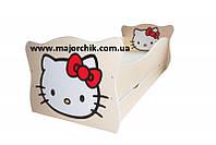 Детская кровать Hello Kitty Хелло Китти, фото 1