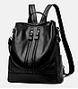 Рюкзак-сумка Sujimima черный С198