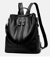 Рюкзак-сумка Sujimima черный С198, фото 1