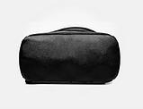 Рюкзак-сумка жіночий чорний Sujimima, фото 5
