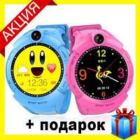 Смарт-часы Smart Baby Watch Q610S Q360 (2 цвета), фото 1