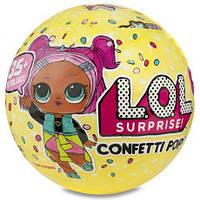 Игровой набор с куклой L. O. L. S3 Конфетти Confetti Pop