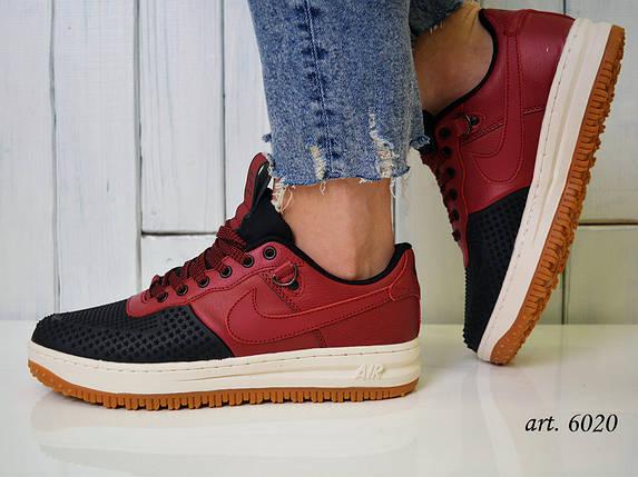 Кроссовки Nike lunar force 1 - Топ качество ААА+, Реальные фото, фото 2