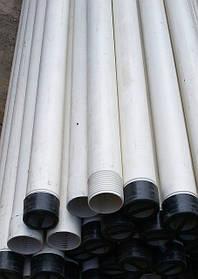 Обсадна труба для свердловин Ø 90 мм (довжина 3 метра)