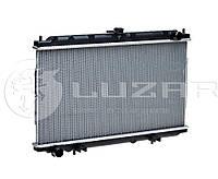 Радиатор охлаждения Нисан Премьера Nissan Primera P11 (96-) 1.6i / 1.8i МКПП (LRc 14F9) Luzar