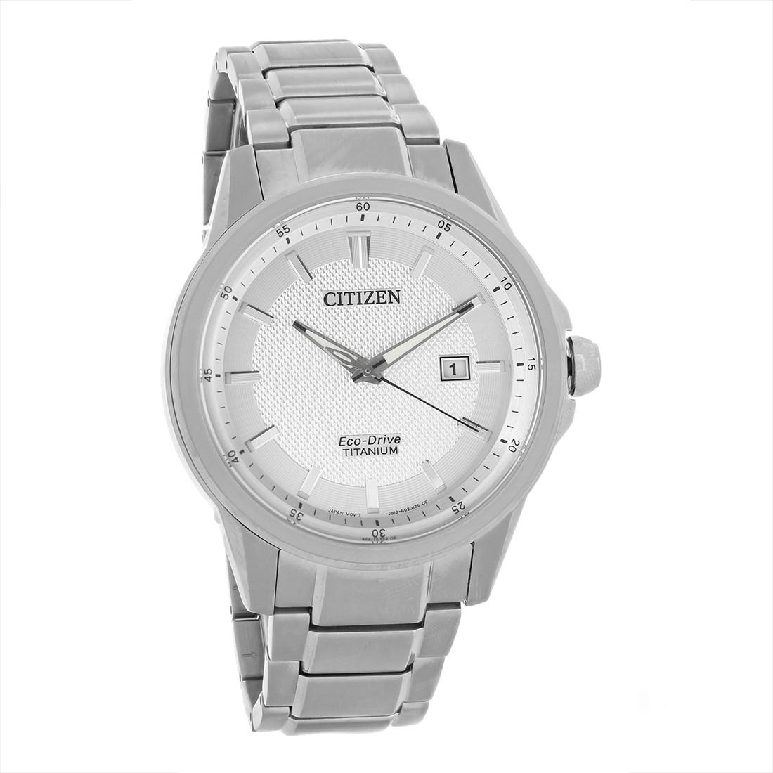 Часы Citizen Eco-Drive AW1490-50A Sapphire Titanium J810