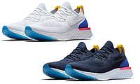 Мужские кроссовки Nike Epic React Flyknit Running Blue