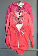Спортивные костюмы на байке для девочек.Размеры 6.9м-36м.Фирма SINSERE,Венгрия