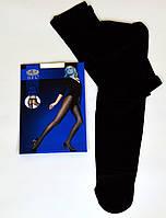 Женские капроновые колготки 40 den BFL 921 black 4-R