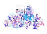 Игровой набор фигурок для девочек Сказочная Земля с феями, единорогами и замком
