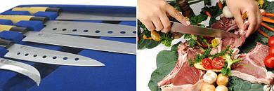 Набор ножей 5 штук нержавейка
