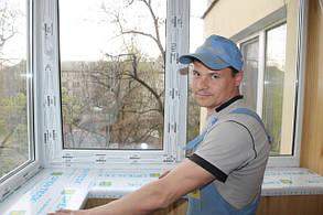 Як вибрати склопакет для балкона?