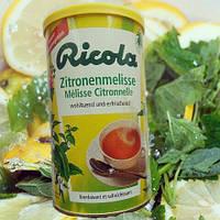 Чай Ricola травяной растворимый мелисса с лимоном, 200 гр