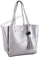 246a1782e73c Женская сумка Kiss Me 010 silver женские сумки продажа недорого со склада в Одессе  7 км