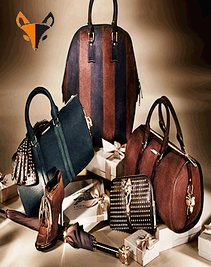 Женские и мужские ремни, кошельки, косметички, зонты, платки и прочая кожгалантерея