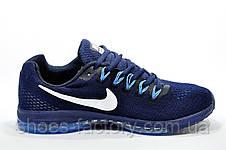 Беговые кроссовки в стиле Nike Zoom All Out Low, Dark blue\White , фото 3