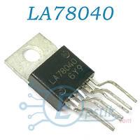 LA78040, драйвер кадровой развертки ТВ, TO220-7