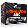 OLIMP Kre-Alkalyn 1500 креатин моногидрат спортивное питание для набора мышечной массы увеличения веса