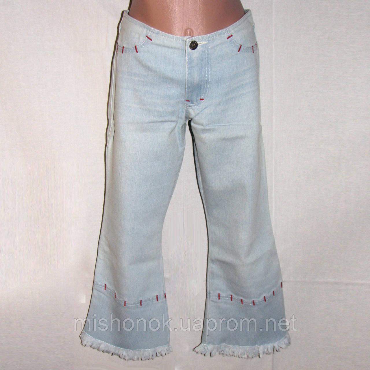 Женские джинсовые капри 04acf481ce423
