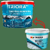 Шпатлевка TRIORA фасадная акриловая 0,8 кг