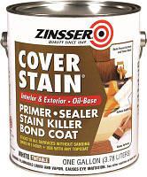 Zinsser Cover Stain - профессиональный грунт на алкидной основе 0.946л