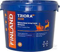 Шпаклівка Triora интерьерная фінішна FINLAND 16 кг