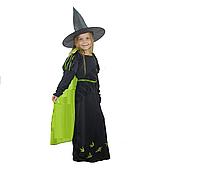 Маскарадный костюм Злая Ведьма (размер ХL) черный