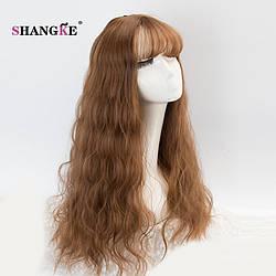 Парик длинные волнистые волосы SW004