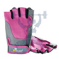 OLIMP Fitness One тренировочные перчатки спортивные для тренировок женские