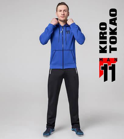 Спортивный мужской костюм. Весна Kiro Tokao 457 электрик