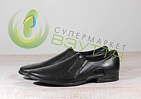Кожаные туфли MIDA 13850  40,43 размеры  , фото 1