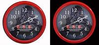 Настенные часы с логотипом в Киеве, фото 1