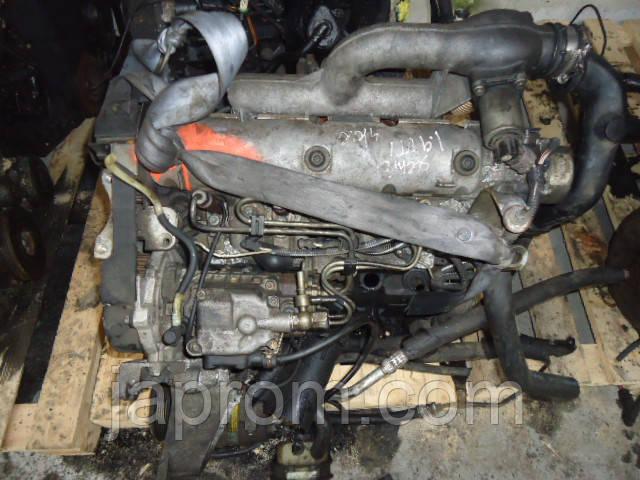 Мотор (Двигатель) Renault Scenic Megane Laguna 1.9 DTI F8T 1999г
