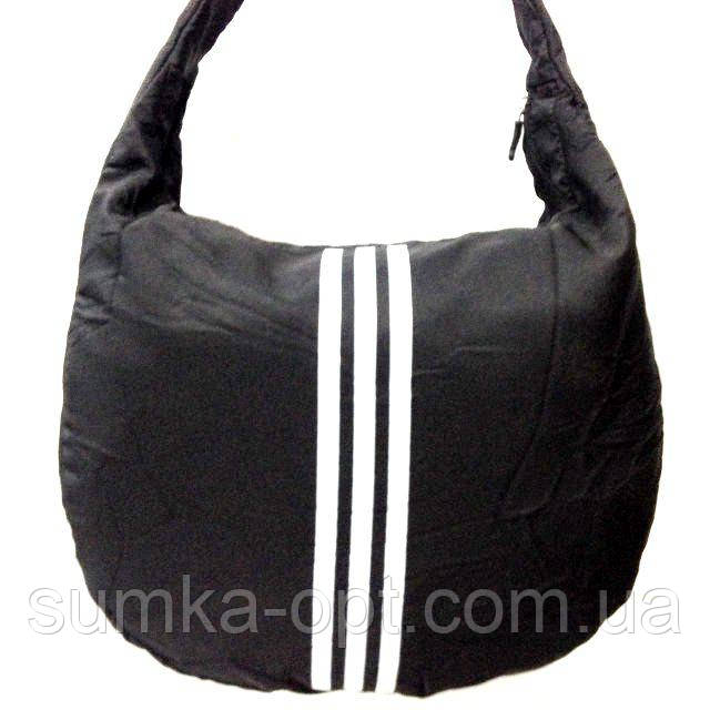 Дутые сумки под пуховик Adidas (черный)29*35