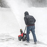 Снігоприбиральник бензиновий, 4-х тактний INTERTOOL SN-4000, фото 10