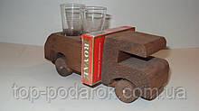 Мінібар дерев'яний Машинка розмір 18*11*6