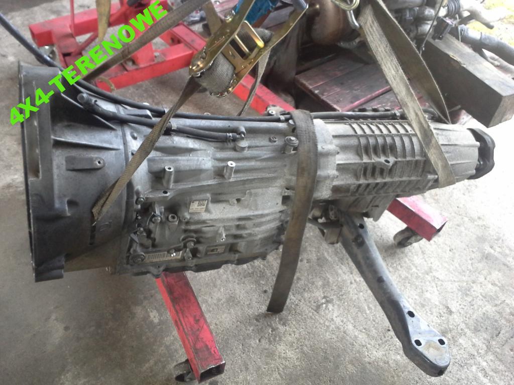 АКПП/Автомат коробка передач VW TOUAREG 5.0TDI EXQ